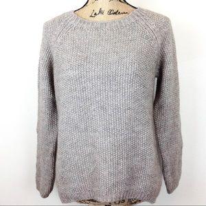 TJ Maxx Wool Alpaca Blend Sweater L
